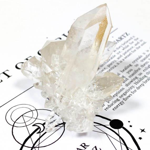 clear quartz cluster 02