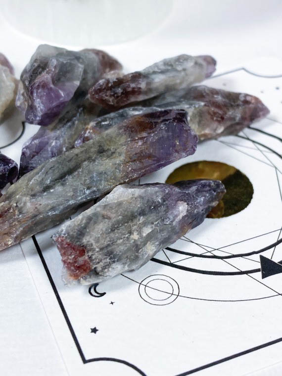 super seven crystal