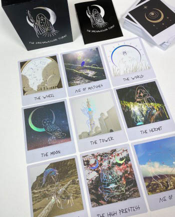the dreamweaver tarot