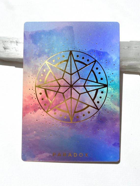 The Lumen Oracle Deck Threads of Fate
