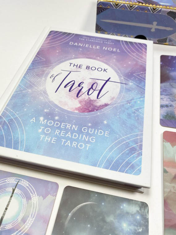 the book of tarot by danielle noel