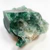 Deep Green Fluorite Cluster