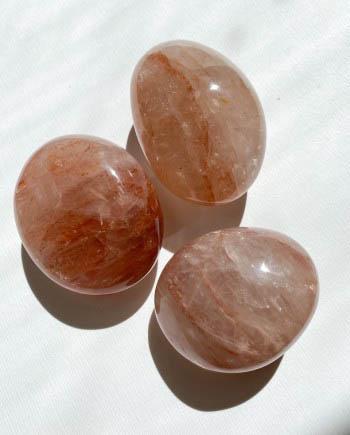 hematoid meditation stone