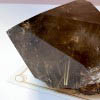 XL Smoky Quartz with Golden Rutile 4