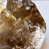 XL Smoky Quartz with Golden Rutile 5