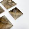 smoky quartz pyramid