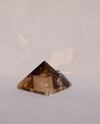 House of Formlab Smoky Quartz Pyramids