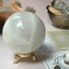 House of Formlab Selenite Sphere Extra Large