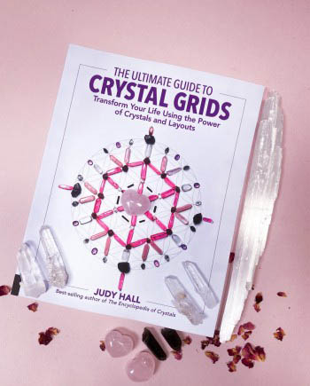 The Ultimate Guide to Crystal Grids book by Judy Hall
