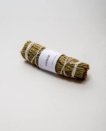 Cedar Smudge Bundle by House of Formlab