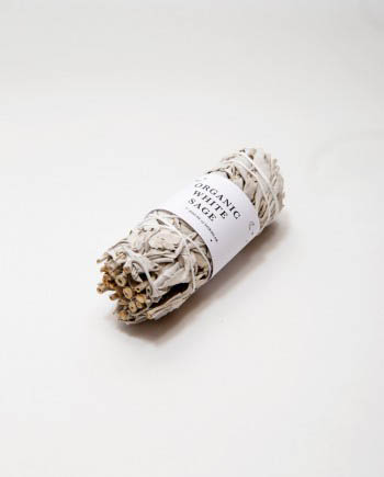 Organic White Sage from California Smudge Bundle by House of Formlab