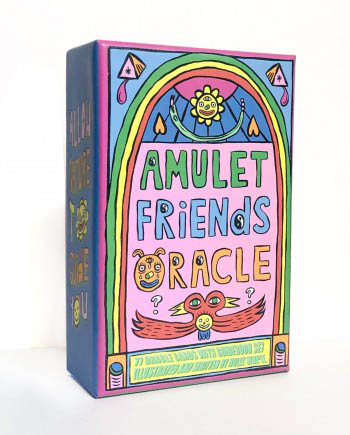 House of Formlab Amulet Friends Oracle by Holly Simple
