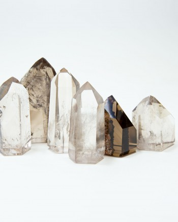 House of Formlab Smoky Quartz Points
