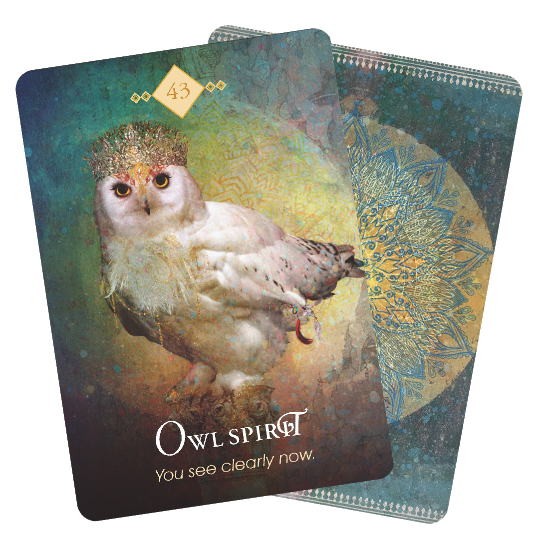 House of Formlab the Sprit Animal Oracle