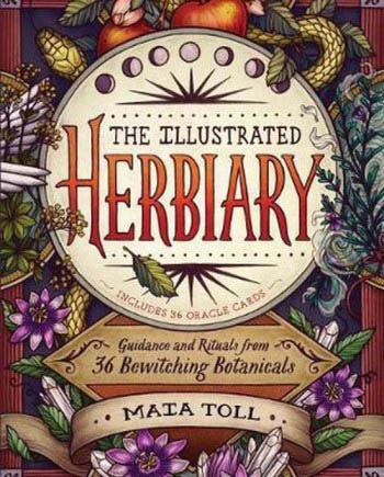 House of Formlab The Illustrated Herbiary by Maia Toll