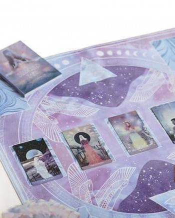 House of Formlab brings you The Sacred Forms Tarot Mat