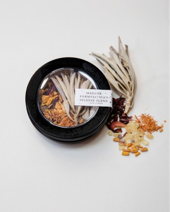 House of Formlab Madam Formtasticas Incense Blend