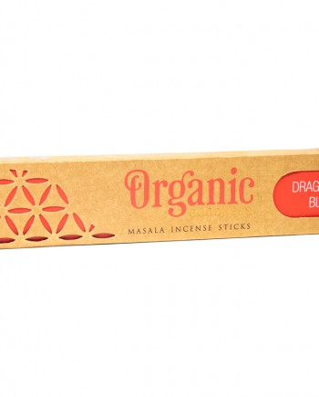 House of Formlab Dragon's Blood Organic Masala Incense