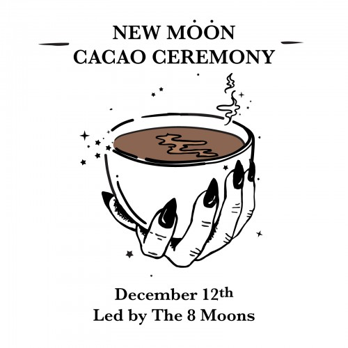 New Moon and Cacao Ceremony at House of Formlab