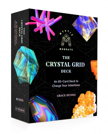 House of Formlab Mystic Mondays The Crystal Grid Deck