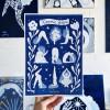 House of Formlab Cosmic Yoga Print 001