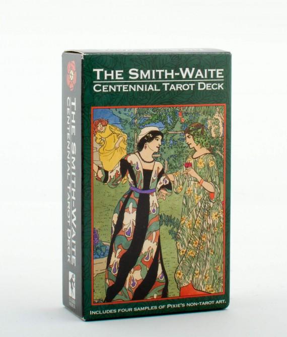 House of Formlab Smith Waite Centennial Tarot Deck 001