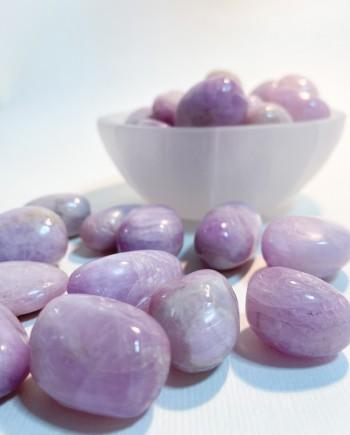 House of Formlab Pink Kunzite Pocket Stones