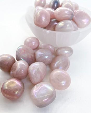 House of Formlab Rose Aura Pocket Stones