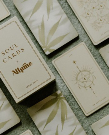 House of Formlab Soul Cards Tarot x Allume Green Dream