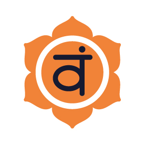 House of Formlab Sacral Chakra Illustration