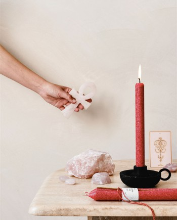 Red Spell Candle Bundle (love & passion)