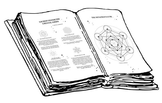 House of Formlab Crystal Grid Sacred Geometry Download