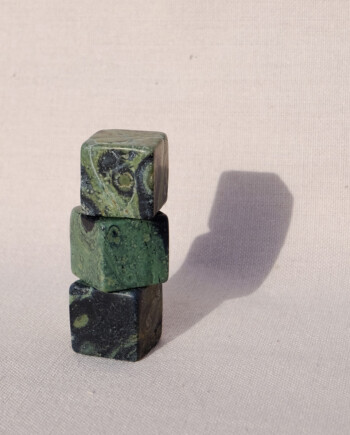 House of Formlab Kambaba Jasper Cubes